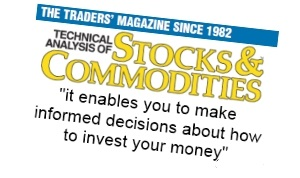 Stock & Commodities Magazine Review of Liberated Stock Trader PRO Training