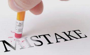 5 Stock Market Mistakes to Avoid