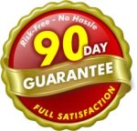 3 Month - Risk Free Money Back Guarantee