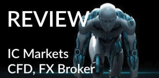 IC Markets CFD Forex Broker Review