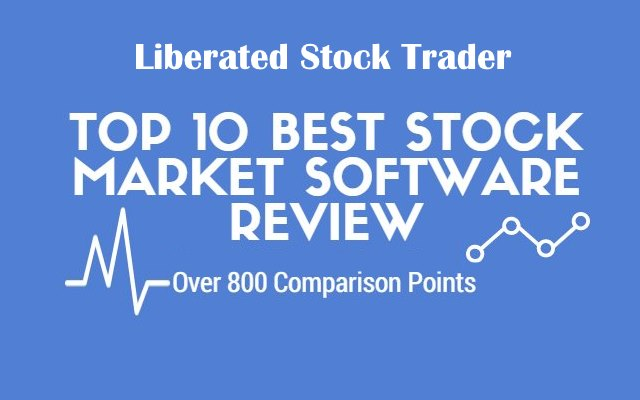 Top 10 Best Stock Market Analysis Software Review