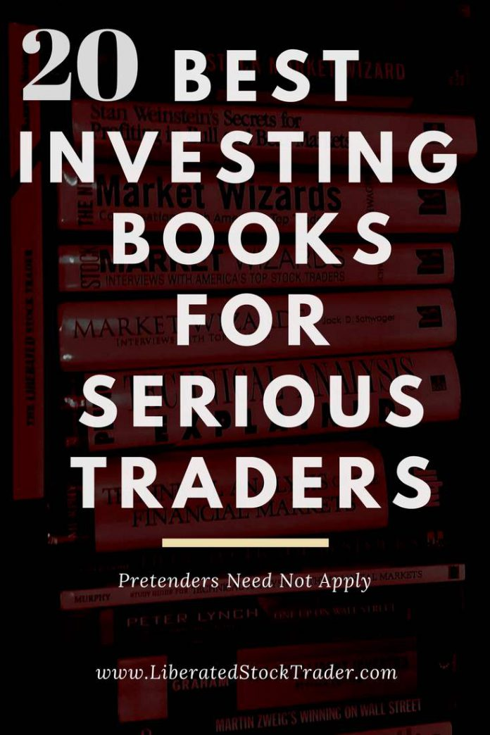 Top 20 best stock market investing books review 2018