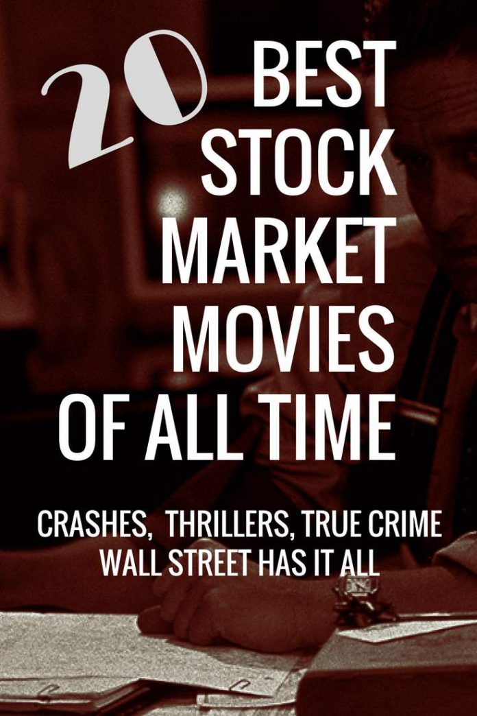 Top 20 Best Finance,Stock Market Wall Street Movies 2018