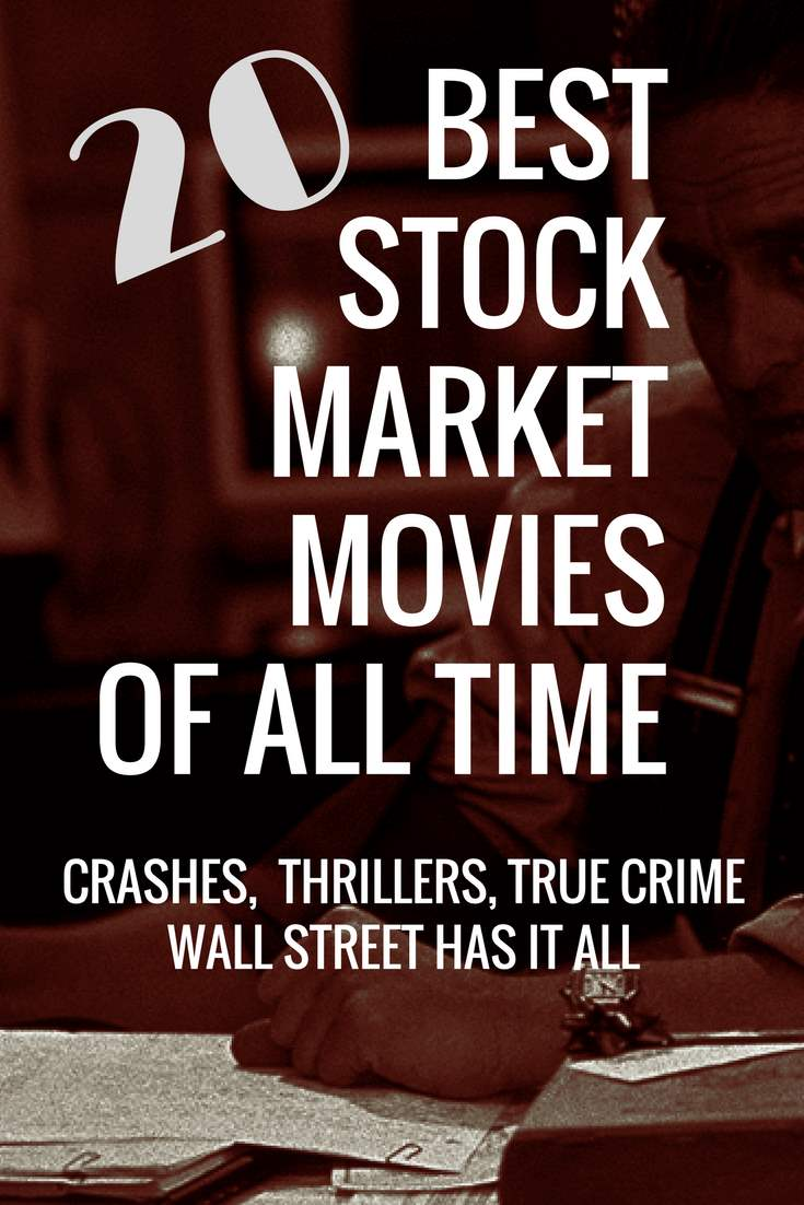 Top 20 Stock Market, Finance & Wall Street Movies