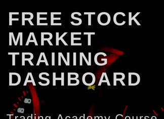 Free Stock Market Training Dashboard