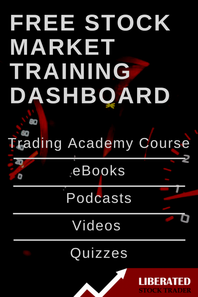 Free Stock Market Training Dashboard