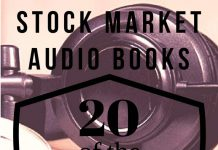 Top 20 Best Stock Market Wall Street Audio Books