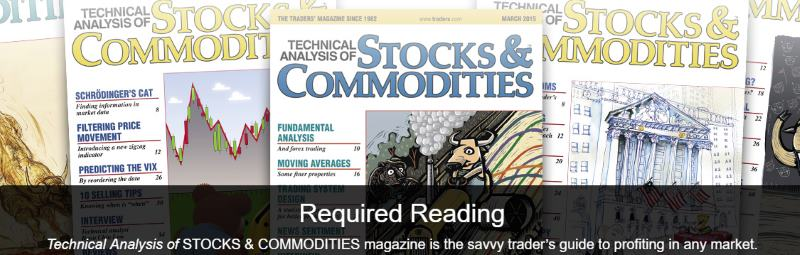 Stocks & Commodities Magazine