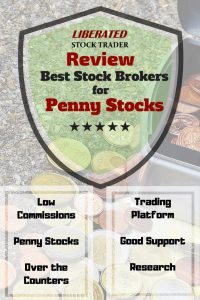The Best Online Stock Brokers for Penny Stocks