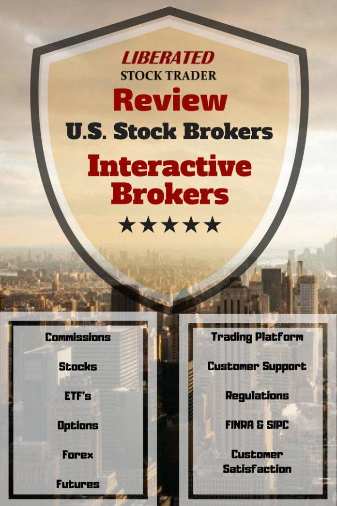 Interactive Brokers - USA Online Discount Broker Review