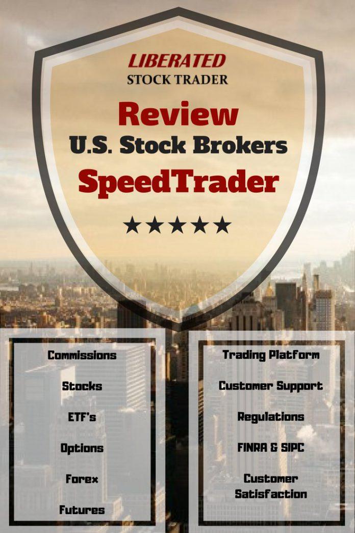 SpeedTrader - USA Online Discount Broker Review