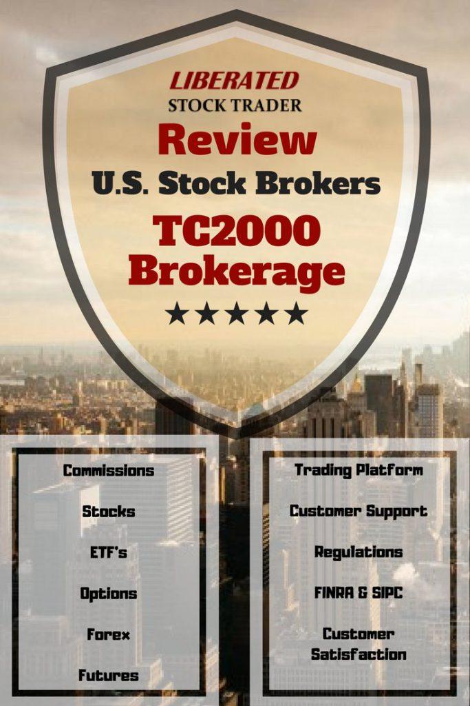 TC2000 Brokerage - Stock Broker Review USA [2018]