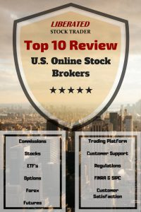 Top 10 Best U.S Stock Brokers Review & Comparison