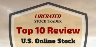 Top 10 Best U.S: Stock Brokers Review