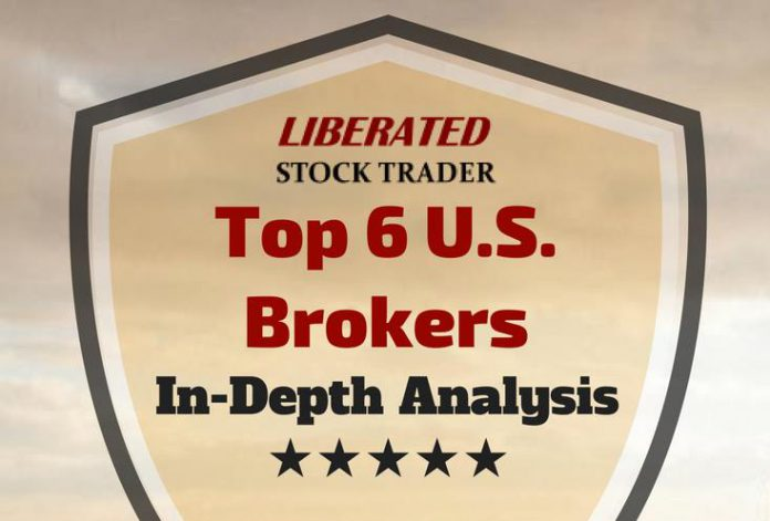 The Top 6 Best Stock Brokers Review [In-Depth Analysis] | Liberated