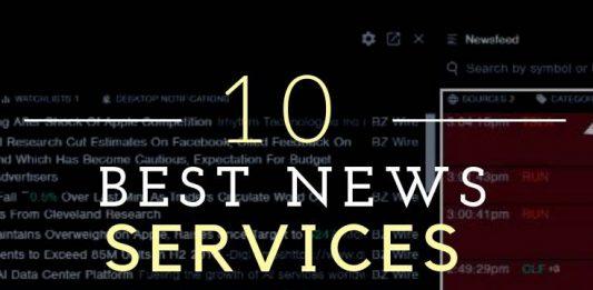 10 Best Financial Markets News Sources & Stock Market Feeds