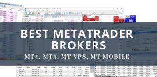Top 5 Best MetaTrader Brokers