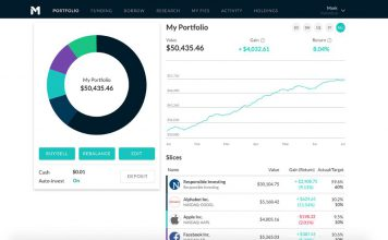The M1 Finance Investing Dashboard