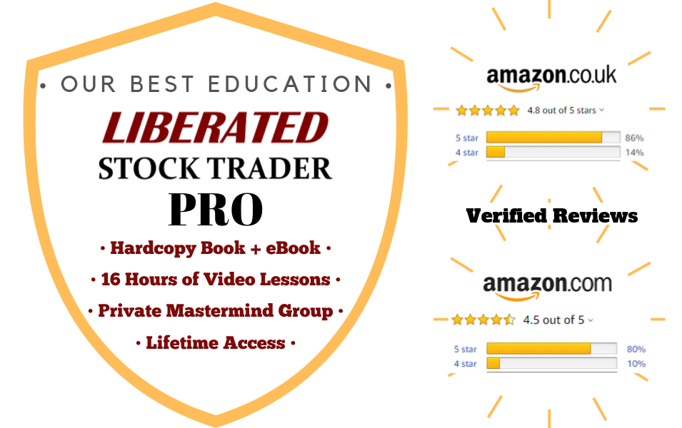 Liberated Stock Trader PRO - Stock Market Training