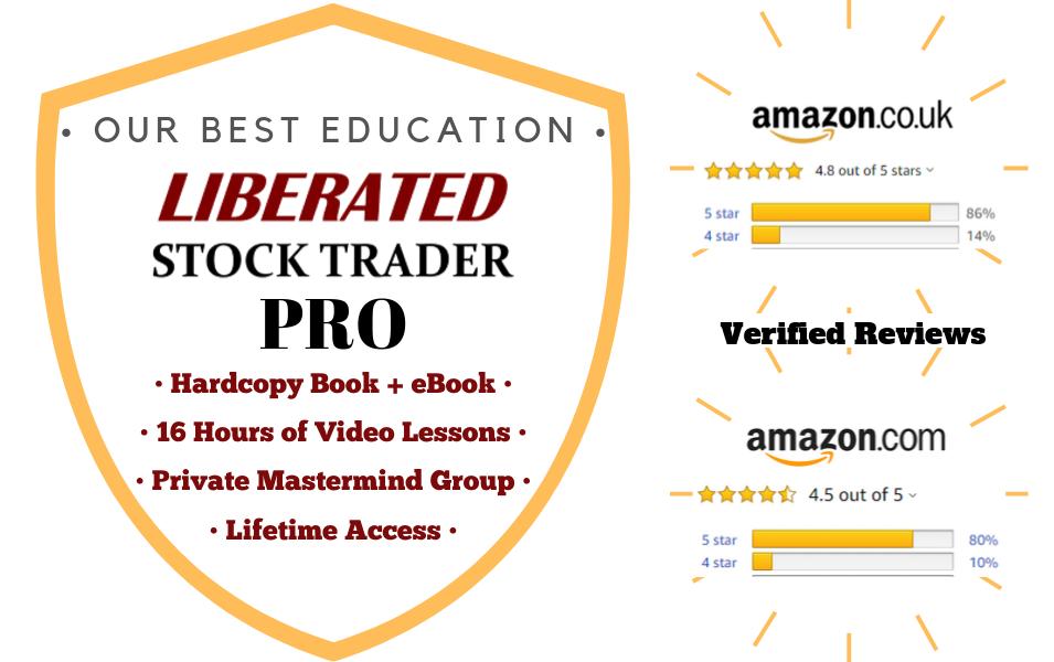 Liberated Stock Trader PRO - Stock Market Training