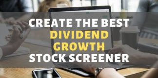 Dividend Growth Stock Screener