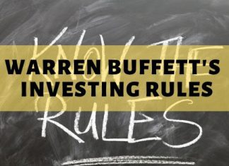 Warren Buffett Investment Rules