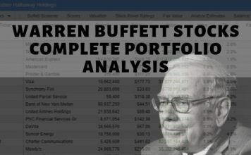 An Inspiring Analysis of Warren Buffett's Stocks. Biggest Investments, Dividend Yields & Margin of Safety +Best Value Stocks In His Portfolio Now.
