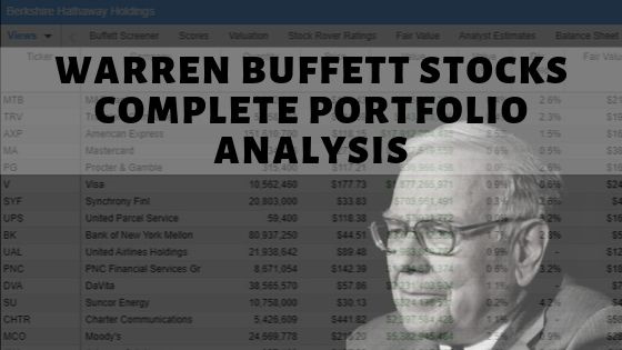 An Inspiring Analysis of Warren Buffett's Stocks. Biggest Investments, Dividend Yields & Margin of Safety +Best Value Stocks In His Portfolio Now.