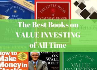 The Best Value Investing Books of All Time