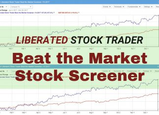 Beat the Market Stock Screener