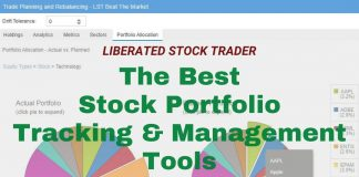 Stock Portfolio Tracker Review