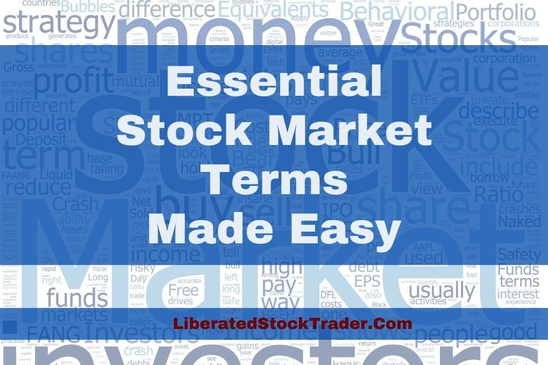 Important Stock Market Terms