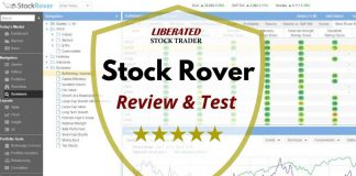 Stock Rover Review & Test