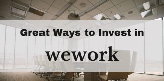 Great Ways to Invest In wework Stock