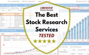 The Best Stock Research Websites & Tools