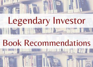 Legendary Investor Books Recommendations & Reading Lists