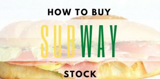 Subway Stock - How to Invest In Subway
