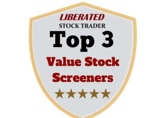 Top 3 Value Investing Stock Screeners