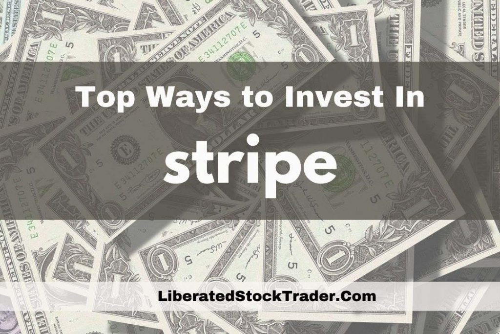Stripe Stock: 3 Ways to Profit From Stripe Payments