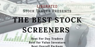The Best Stock Screeners Review & Test
