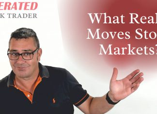 What Makes Stock Markets Move?