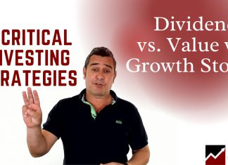 3 Important Investing Strategies